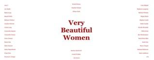 Very Beautiful Women
