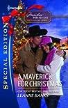A Maverick for Christmas (Montana Mavericks: The Texans Are Coming! #5)
