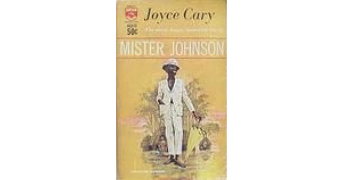 colonial fiction mister johnson essay How global warming has frozen fiction which may seem to be standard post-colonial fare mr johnson wrote a lengthy.