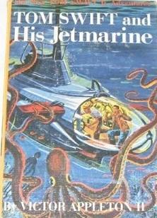 Tom Swift and His Jetmarine (Tom Swift Jr, #2)