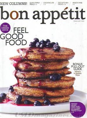 Bon Appetit — February 2018