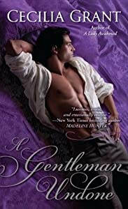 A Gentleman Undone (Blackshear Family, #2)