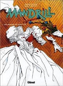 Mandrill, Tome 2 - Les Mariés de Saint-Lo