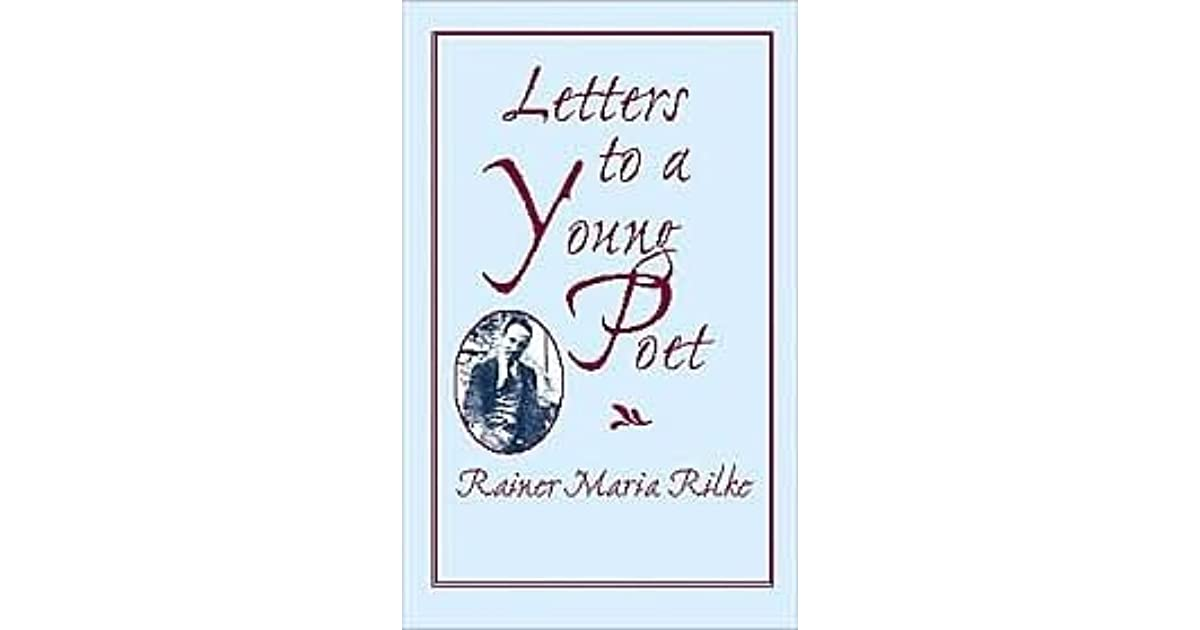 Young Poet by Rainer Maria Rilke