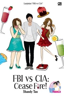 FBI vs CIA: Cease Fire! by Shandy Tan