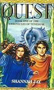 Quest (The Chronicles of Tenebrak, #1 )