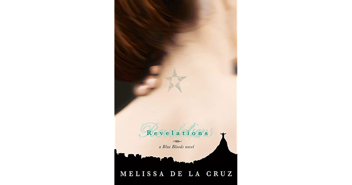 Revelations (Blue Bloods, #3) by Melissa de la Cruz
