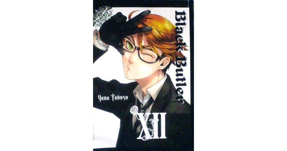Black Butler, Vol  12 (Black Butler, #12) by Yana Toboso
