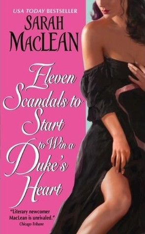 Sarah MacLean - Love By Numbers 3 - Eleven Scandals to Start to Win a Duke's Heart