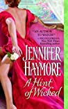 A Hint of Wicked (James Family, #1)
