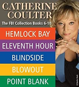 FBI Thrillers #6-10: Hemlock Bay / Eleventh Hour / Blindside / Blowout / Point Blank