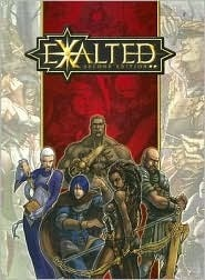 Exalted by Alan Alexander