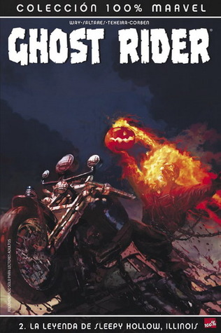 Ghost Rider: la Leyenda de Sleepy Hollow, Illinois by Daniel