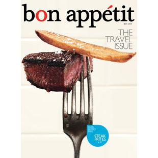Bon Appetit – May 2018