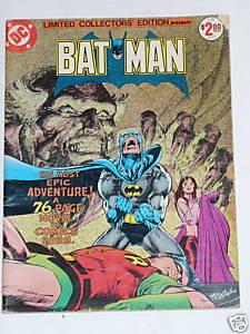 Limited Collectors' Edition Batman