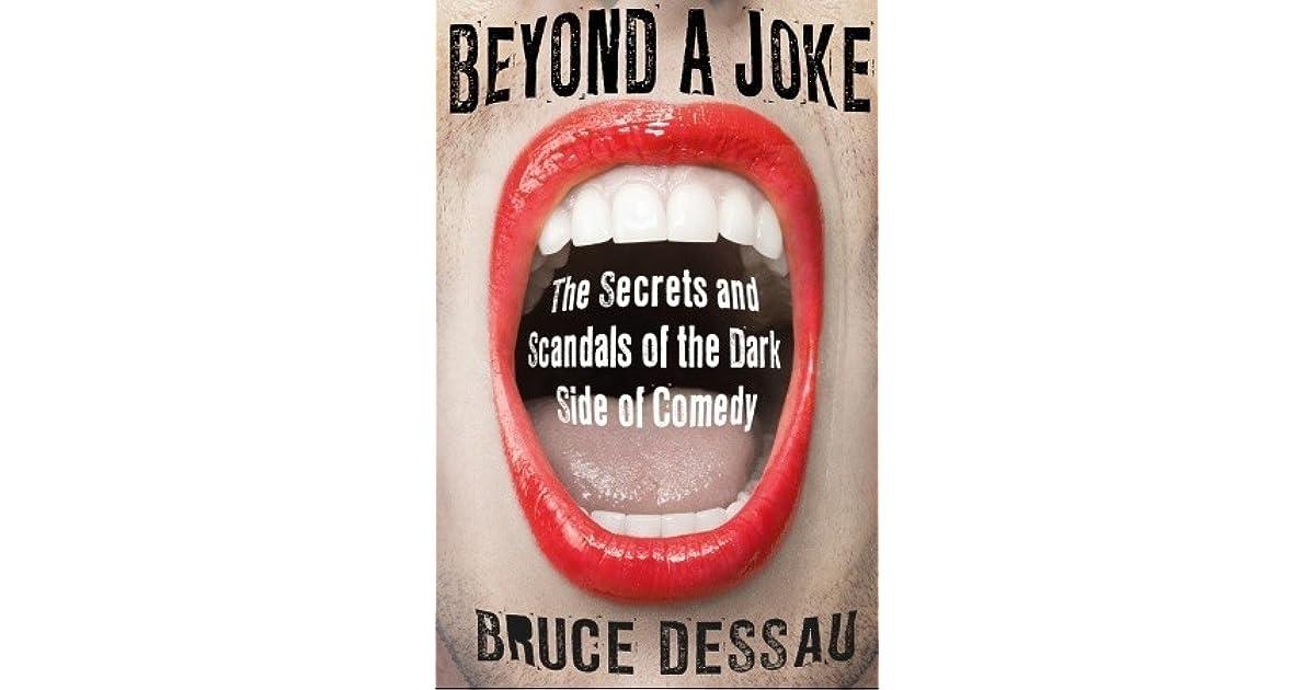 beyond a joke dessau bruce