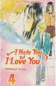 I Hate You But I Love You, Vol. 4