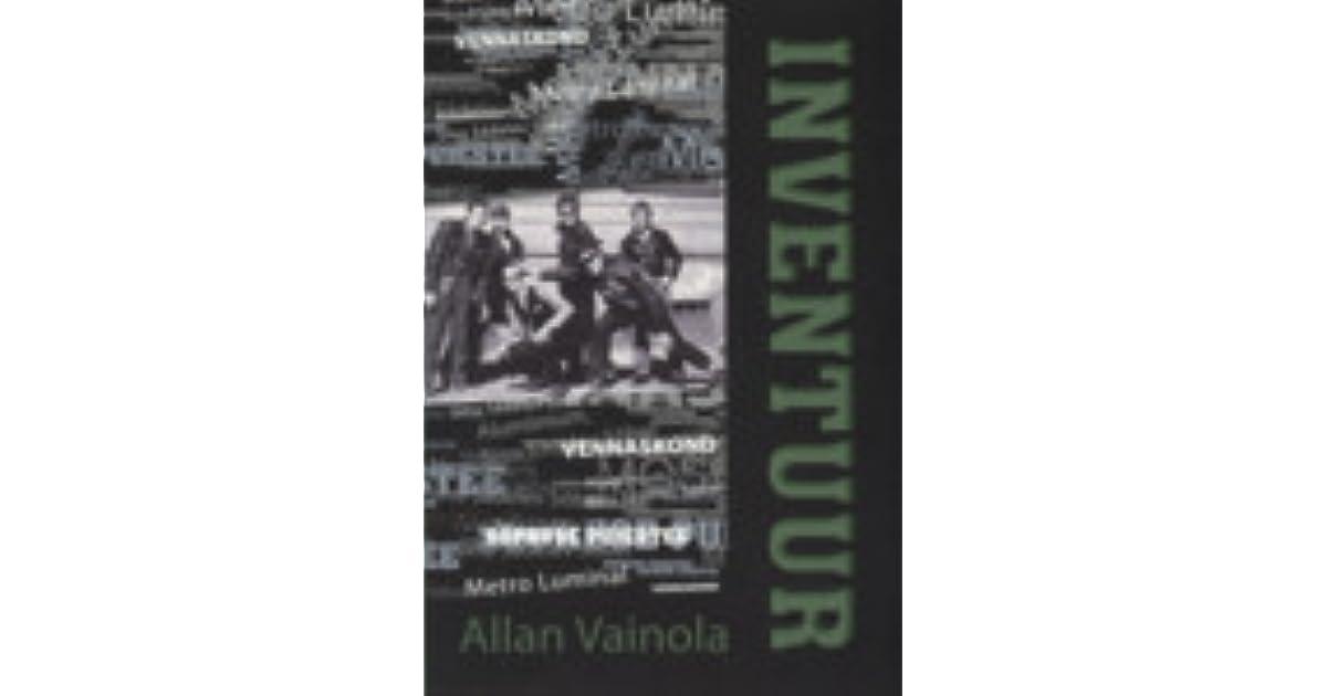 a8c5c96fea9 Inventuur by Allan Vainola