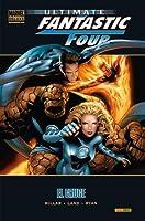 Ultimate Fantastic Four: El cruce (Marvel Deluxe Ultimate Fantastic Four #3)