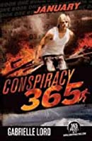 January (Conspiracy 365, #1)