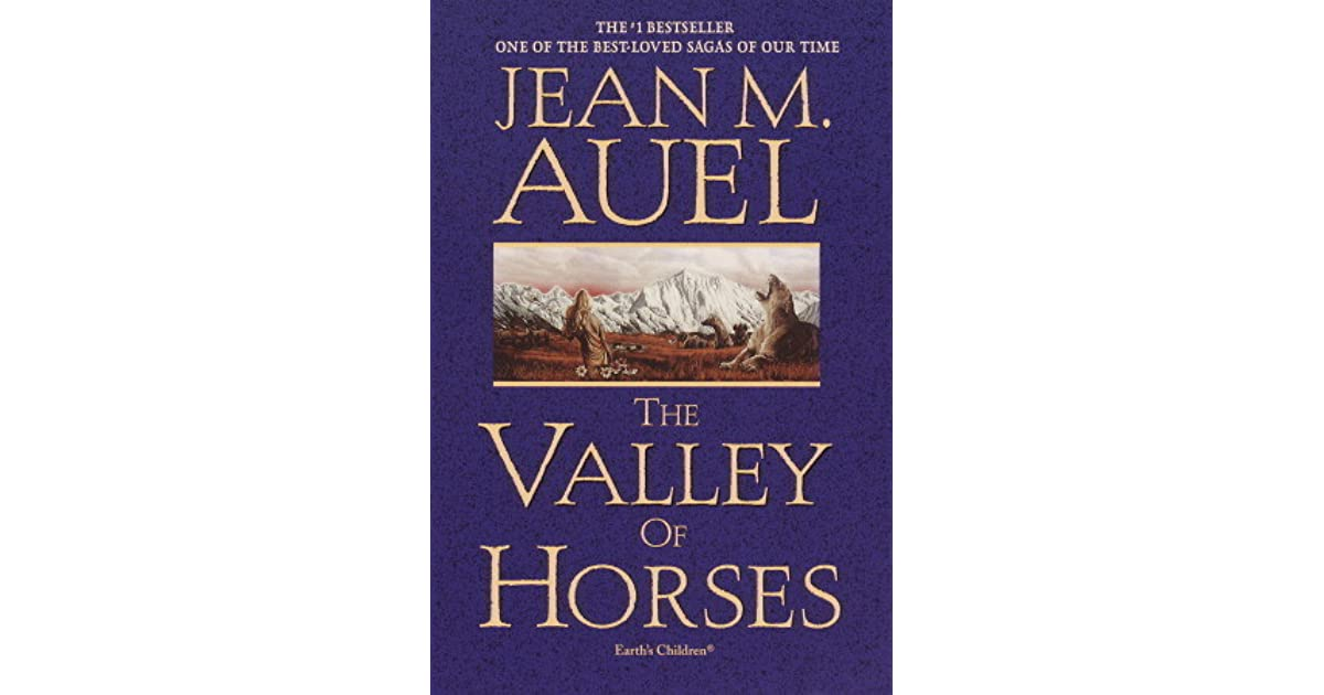 Valley Of Horses Pdf