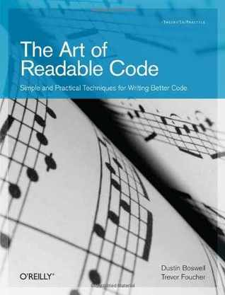 The Art of Readable Code by Dustin Boswell