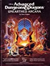 Unearthed Arcana (Advanced Dungeons & Dragons 1st Edition, Stock #2017)