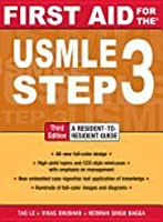 First Aid for the USMLE Step 3 (First Aid)