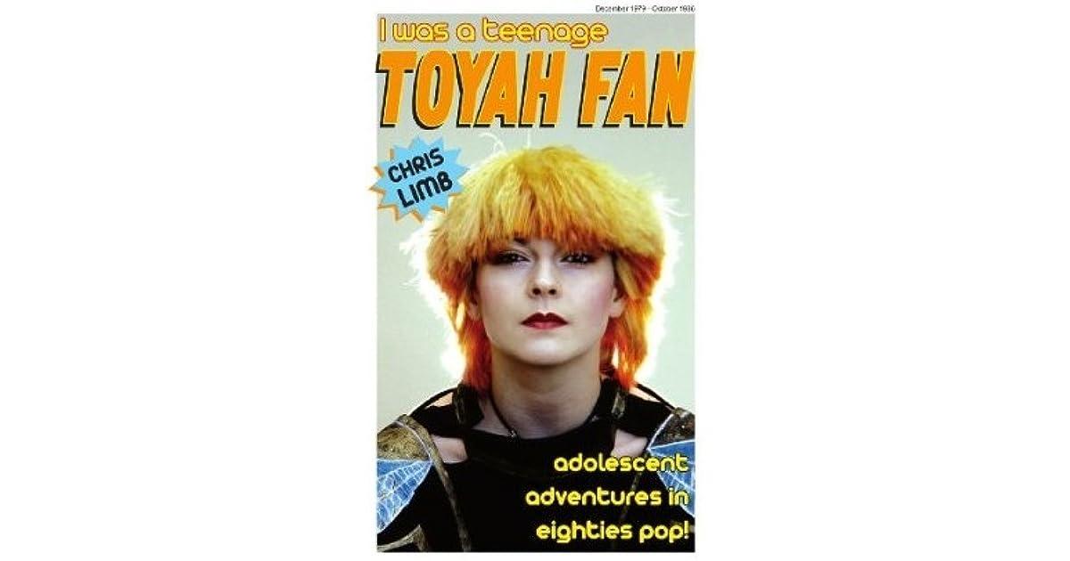 Jeg var Teenage Toyah Fan Af Chris Limb-5888
