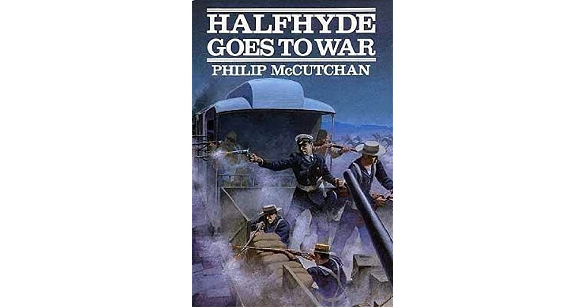 Halfhyde Goes To War By Philip Mccutchan