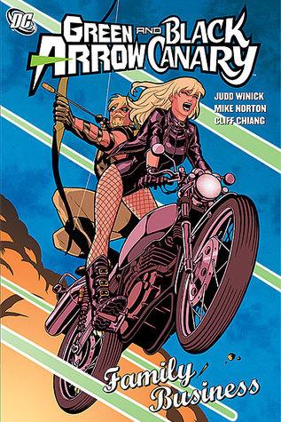 Green Arrow/Black Canary, Volume 2: Family Business
