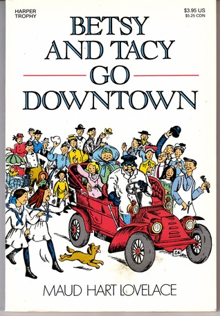 Image result for betsy and tacy go downtown book cover