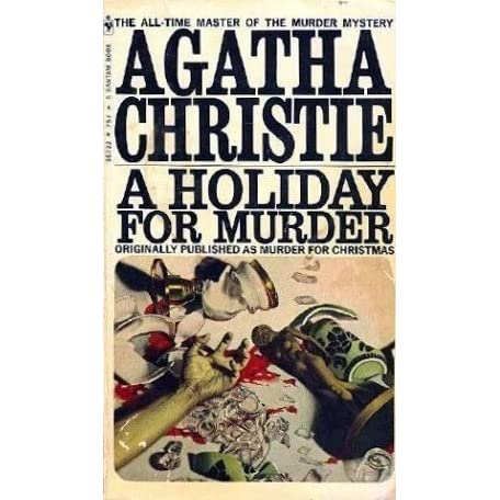 Jims Review Of A Holiday For Murder