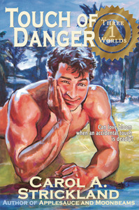 Touch of Danger by Carol A. Strickland
