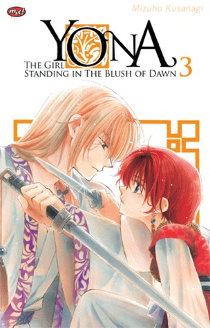 Yona, The Girl Standing in the Blush of Dawn 3