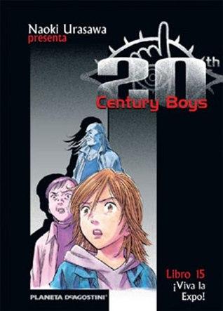 20th Century Boys, Libro 15 by Naoki Urasawa