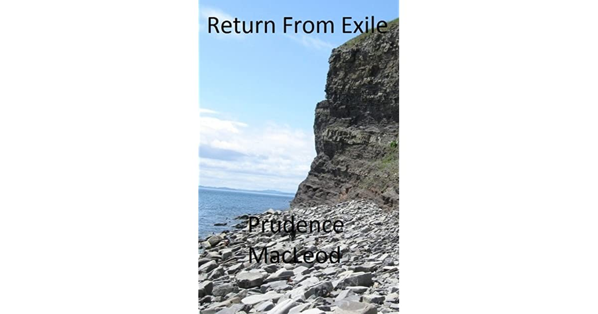 Return From Exile By Prudence Macleod