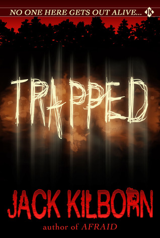 Trapped (Afraid, #2)