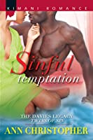 Sinful Temptation (Twins of Sin, #2)
