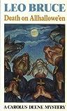Death On Allhallowe'en (Carolus Deene, #20)