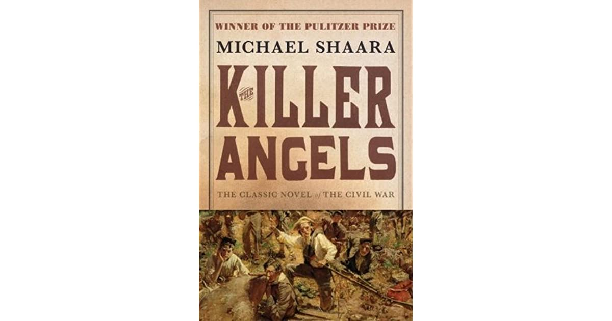 a reading report on the killer angels by michael shaara Download the book – michael shaara pdf free free download or read online to books the killer angels michael shaara at our complete and best library 3/15 the.