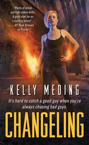 Changeling (MetaWars, #2)
