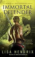 Immortal Defender (Immortal Brotherhood, #4)