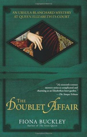 The Doublet Affair (Ursula Blanchard, #2)