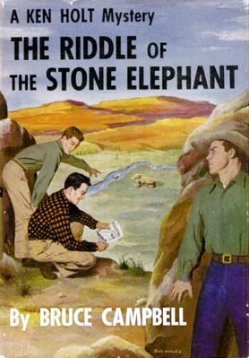 The Riddle of the Stone Elephant