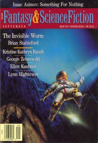 The Magazine of Fantasy and Science Fiction, September 1991