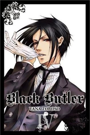 Black Butler, Vol  4 (Black Butler, #4) by Yana Toboso