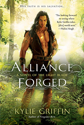 Alliance Forged (The Light Blade, #2)