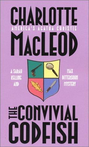 The Convivial Codfish (Kelling & Bittersohn, #5)