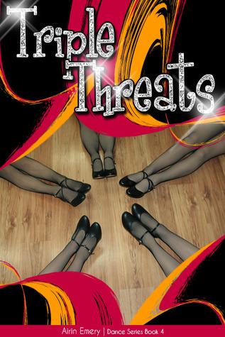 Triple Threats by Airin Emery